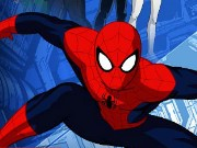 SpiderMan Iron Spider Game