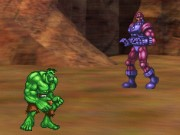 Hulk Heroes Defence Game