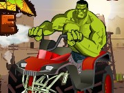Hulk Ride Game