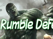 Hulk Rumble Defense Game
