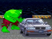 Hulks Car Demolition Game