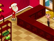Santa Christmas Shop Game