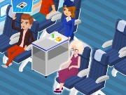 Julia The Stewardess Game