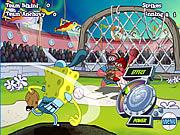 Spongebob Slammin 'Slagger spiel