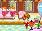 Dress Up Shop Winter Game