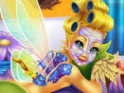 Tinker Bell Tiny Spa Game