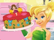 Tinkerbell Cooking Fairy Cake Game