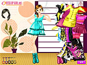 Seductive Girl Dress up Game
