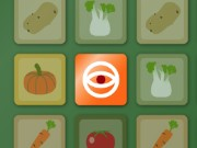 Mind Training Vegetables Game