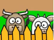 Wild Animal Pairs Game