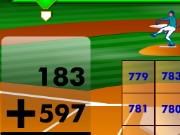 Base Ball Math Addition Edition Game