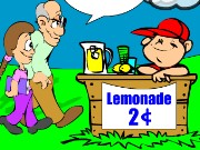Lemonade Larry Game