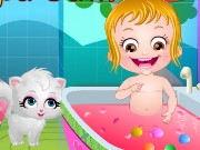 Baby Hazel Spa Bath Game