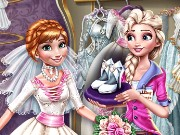Elsa Preparing Annas Wedding Game