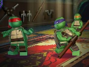 TMNT Ninja Training Lego Game
