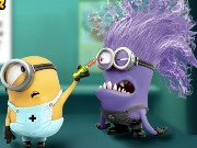 Evil Minion Eye Doctor Game