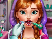 Ice Princess Real Dentist Game