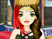 Arabian Princess DressUp Game