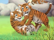 Tiger Nursery Game
