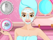 Harriet Princess Makeover Game