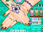 Fabulous Nails Game