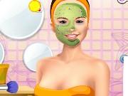Selena Show Rush Makeover Game