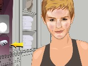 Movie Star Makeover Game