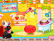 Sues Dog Beauty Salon Game