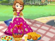Sofia The First Picnic Game