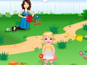 Sofia Flower Girl Game