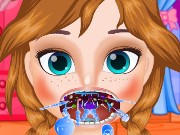 Princess Anna Throat Doctor Game
