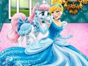 Cinderella And Her Pony Game