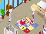 Frenzy Babysitter 2 Game