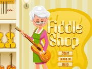 Fiddle Shop Game