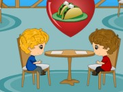 Lovers Restaurant Game