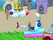 Spongebob Shooter Game