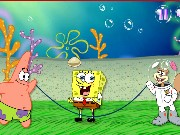 Spongebob Rope Skippin Game