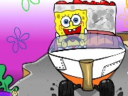 Spongebob Crab Delivery Game