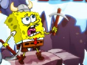 SpongeBob Viking Hiking Game