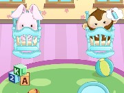 Baby Zoo Daycare Game