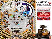 Wall-E Pinball Game
