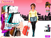 Full-Figured Lady Dressup Game