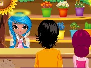 Lunas Magic Flower Shop Game