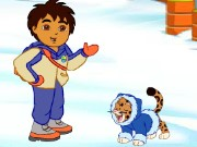 Diego Artic Rescue Game
