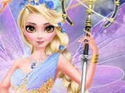 Frozen Angel Elsa Game
