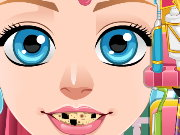 Cinderella Dental Crisis Game
