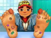 Subway Surfers Foot Doctor Game