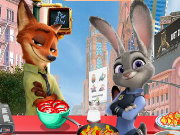 Zootopia City Shop Boutique Game