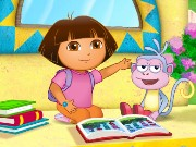 Dora Alphabet Forest Adventure Game
