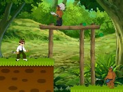 Ben10 Jungle Adventure Game